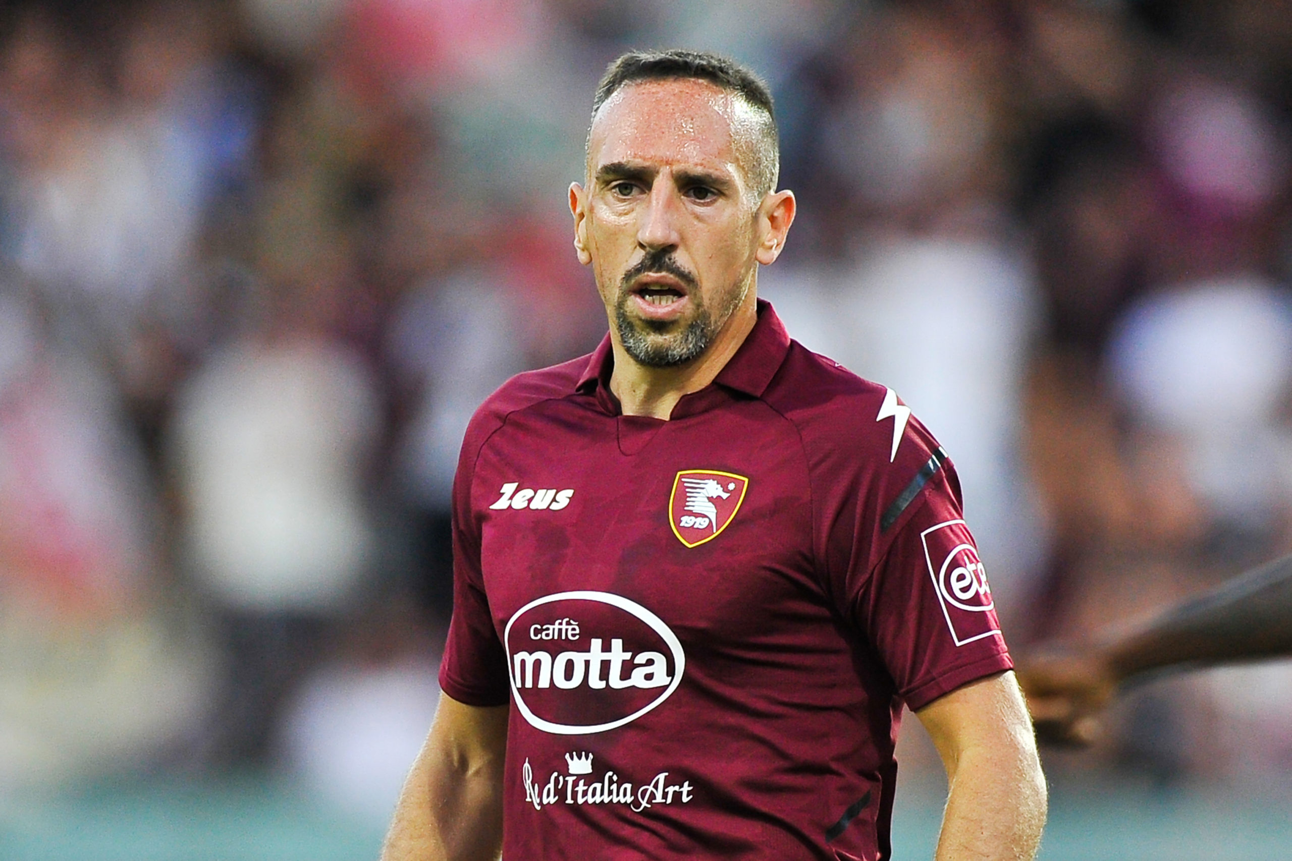 Ex-OM - Ribéry remis sur pied plus vite que prévu