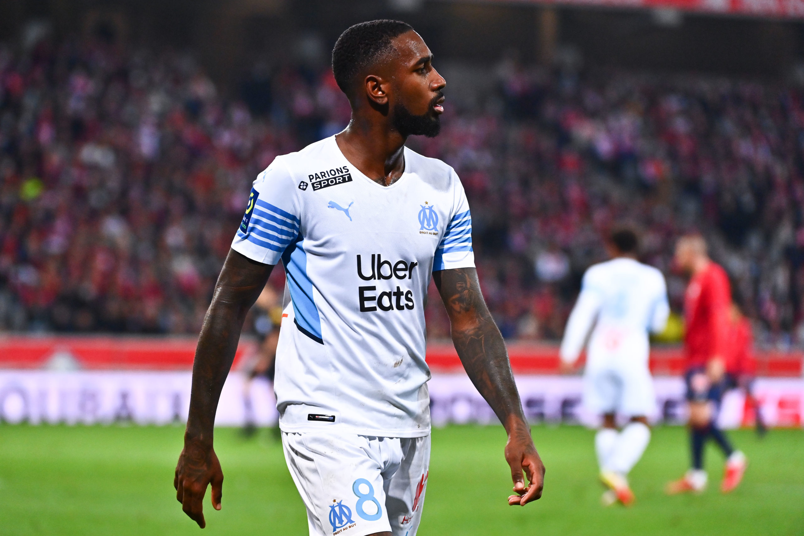 OM - Gerson s'énerve contre Sampaoli face à Lille