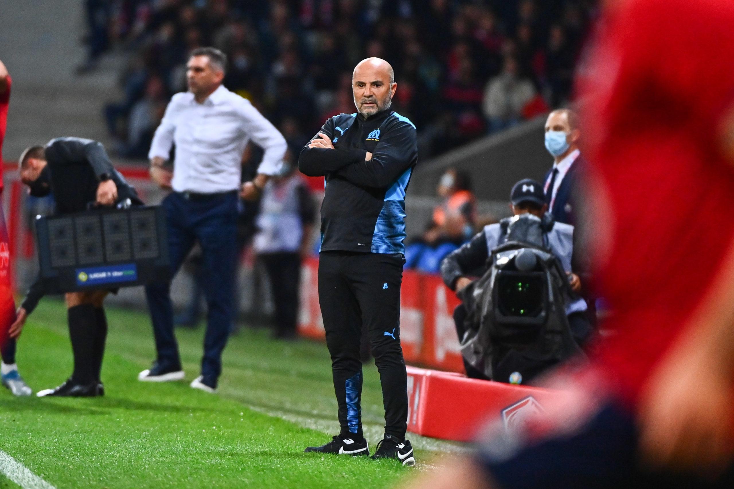 Lille/OM (2-0) - L'absence de Payet n'est pas une excuse pour Sampaoli