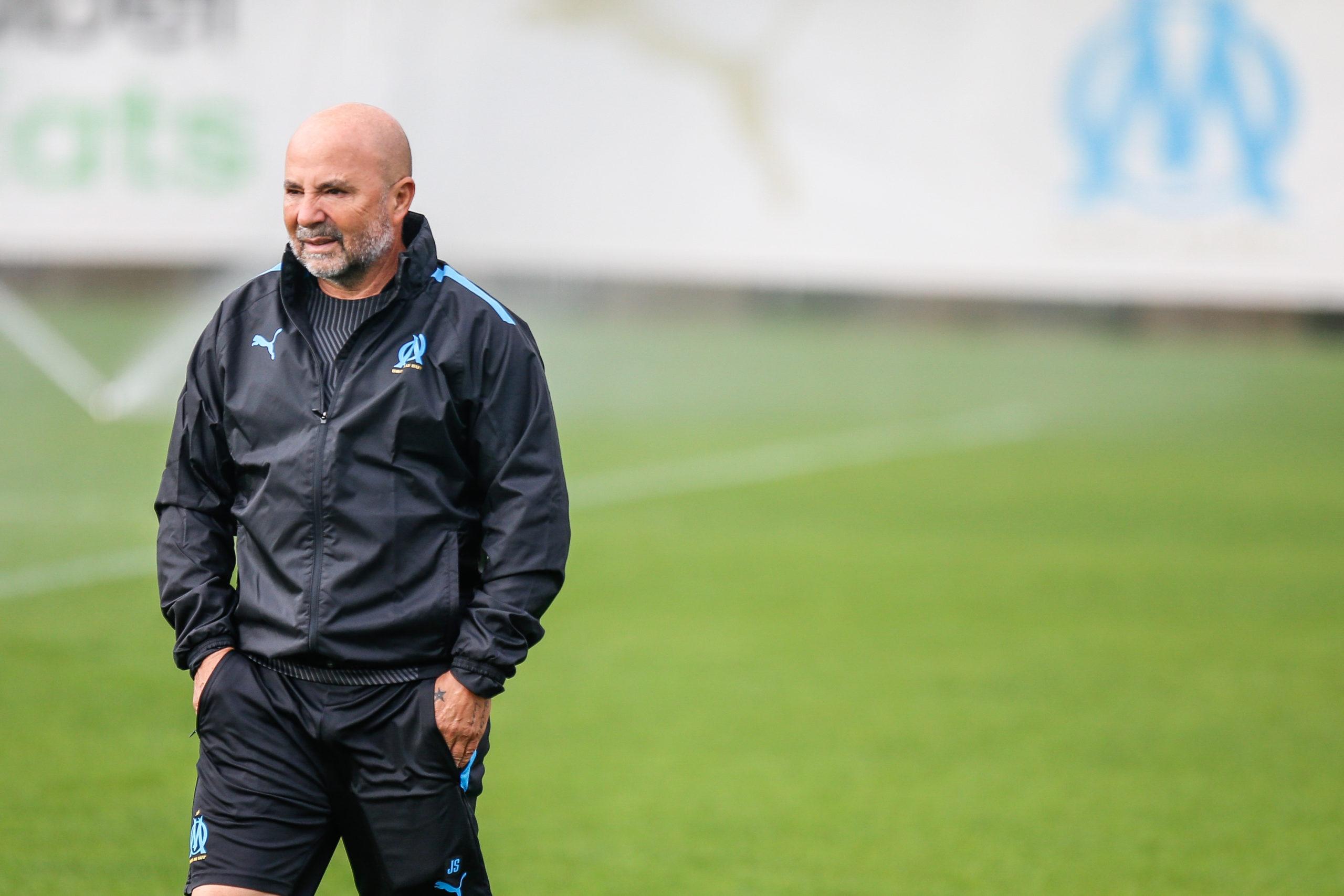 """Lazio/OM - Sampaoli : """"Ce match est fondamental"""""""