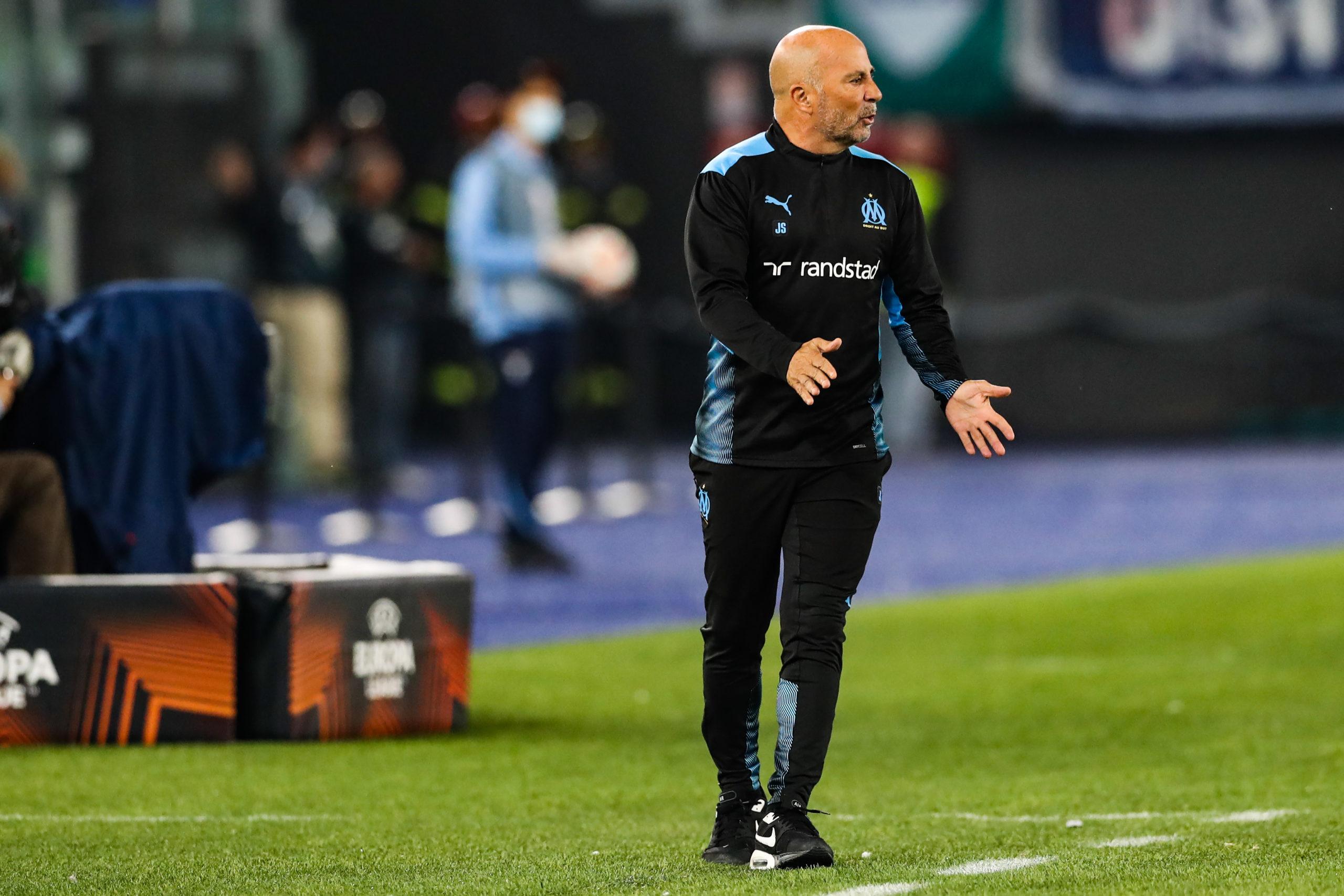OM - Jorge Sampaoli croit toujours à la qualification en Ligue Europa