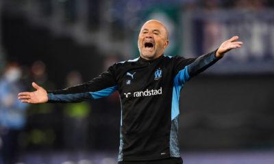 Lazio/OM (0-0) - Sampaoli a apprécié les prestations de certains joueurs