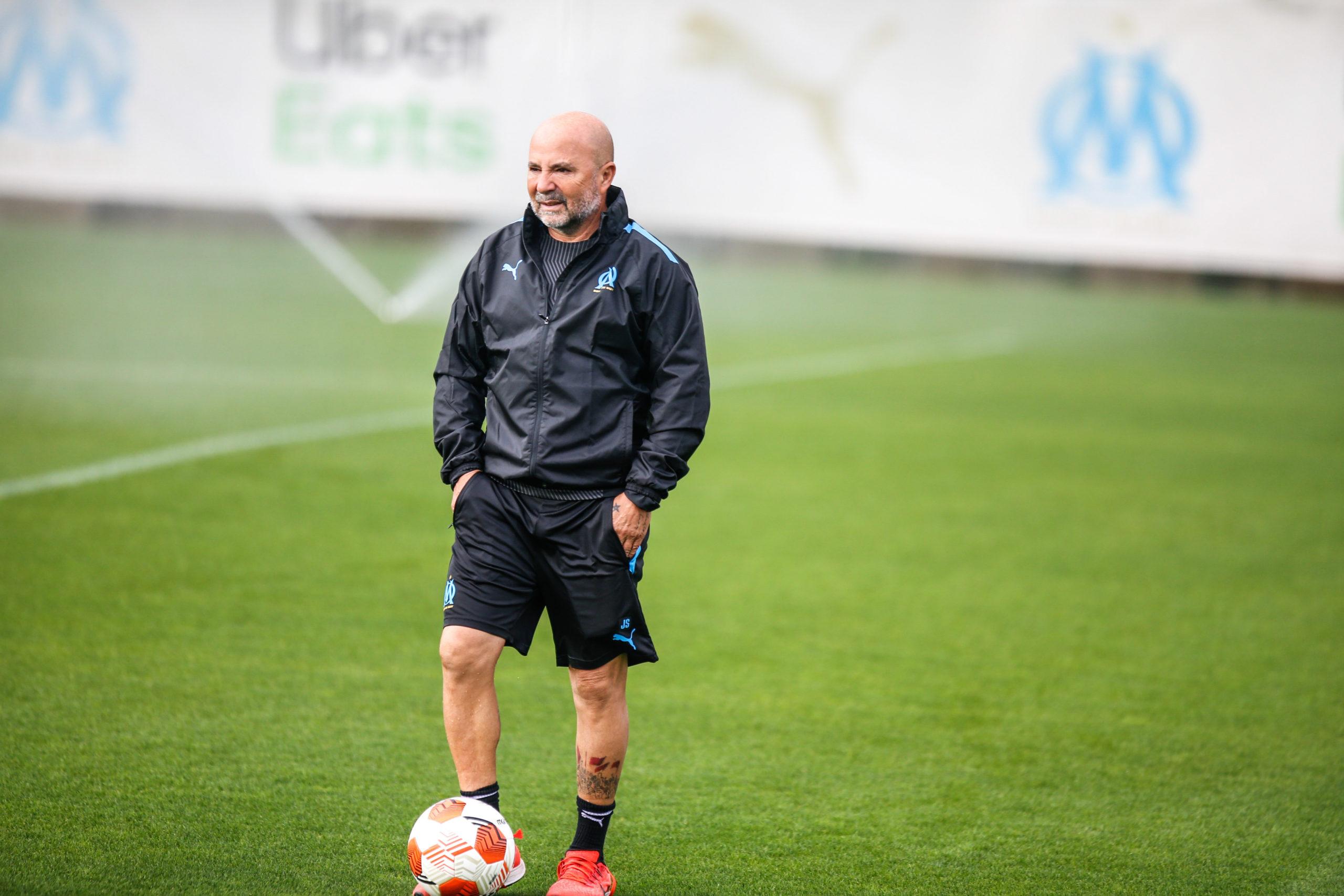 OM - Jorge Sampaoli prévient ses joueurs avant Nice