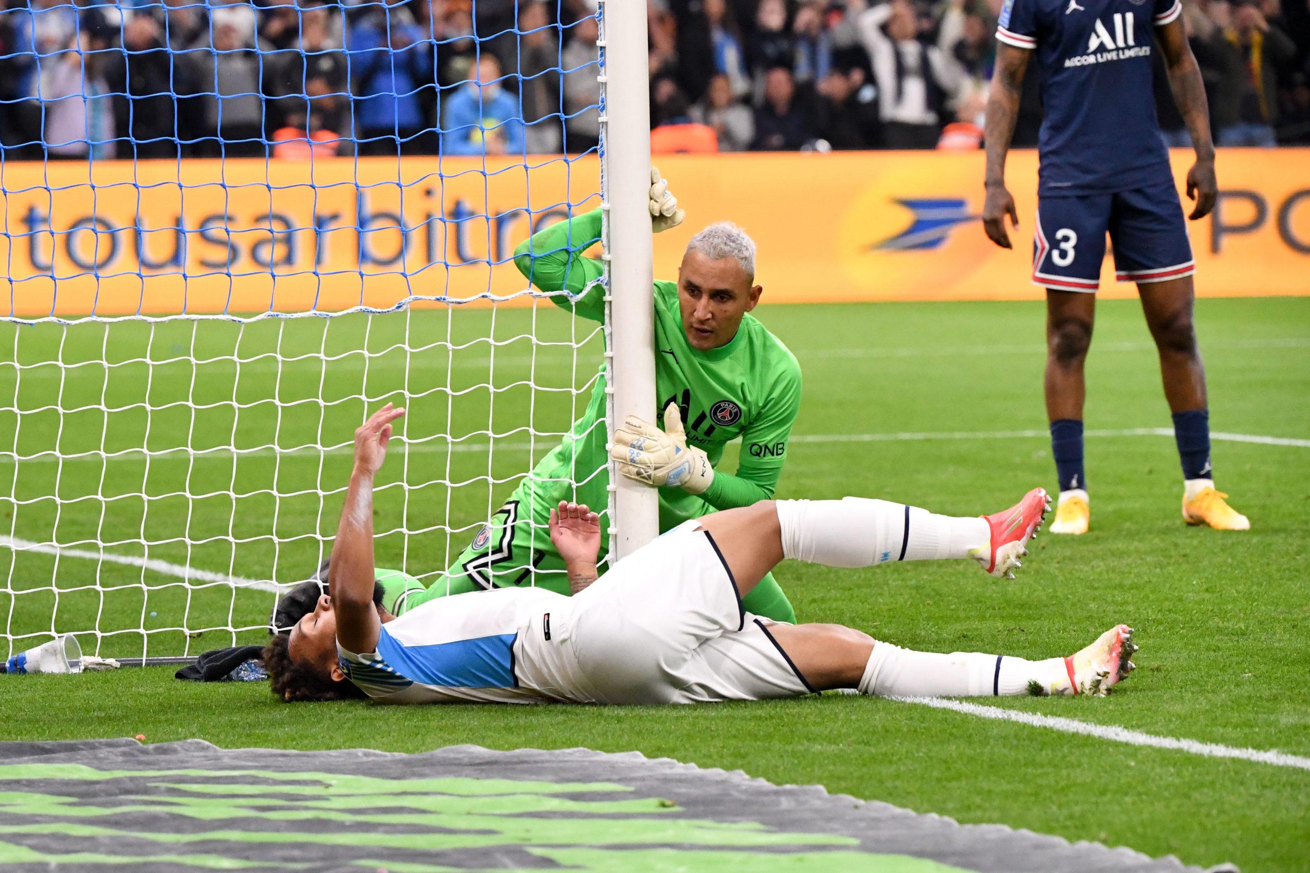 OM/PSG (0-0) - De la Fuente explique sa grosse occasion ratée