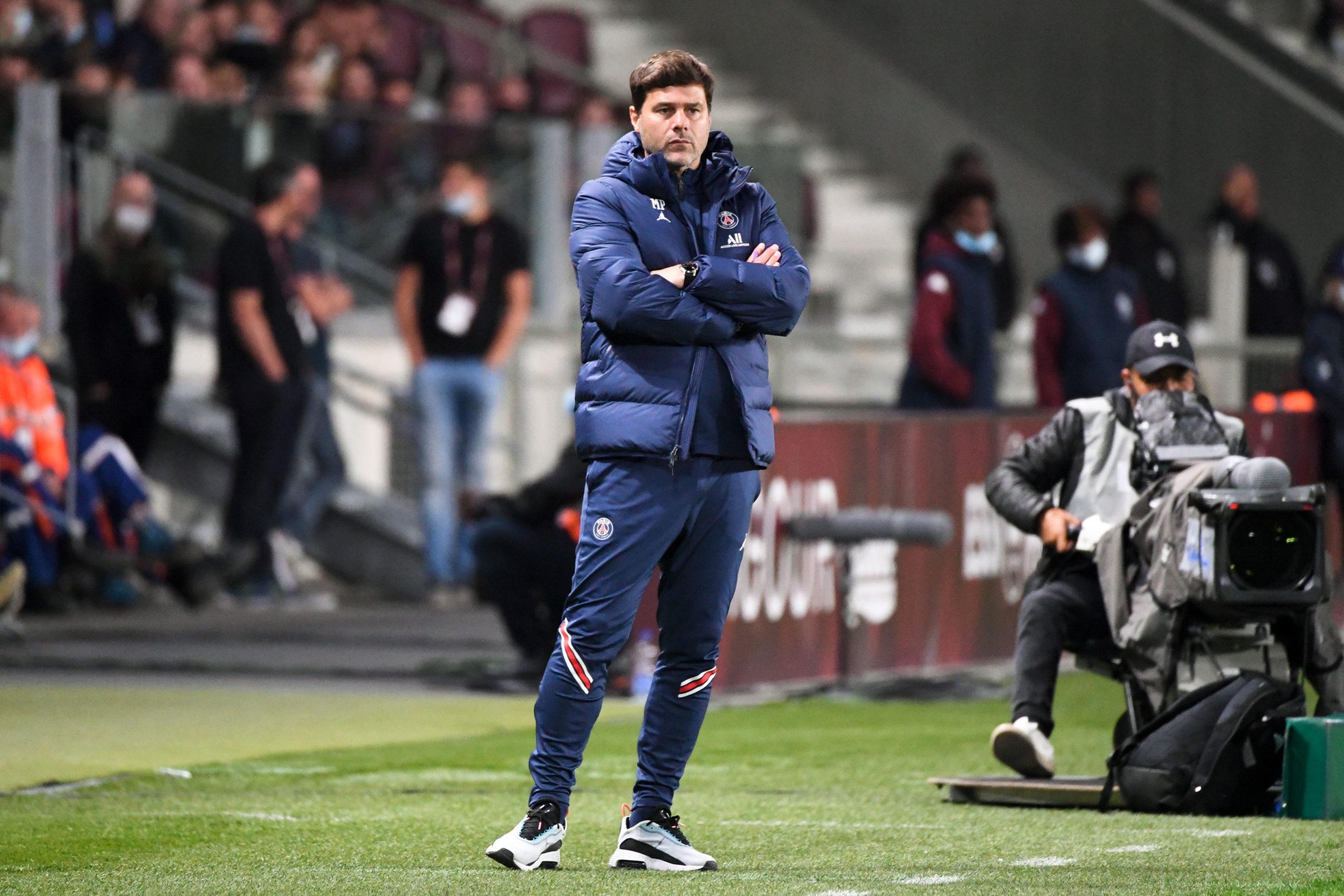 """OM/PSG - Pochettino : """"PSG-OM, c'est plus qu'une histoire de 3 points"""""""
