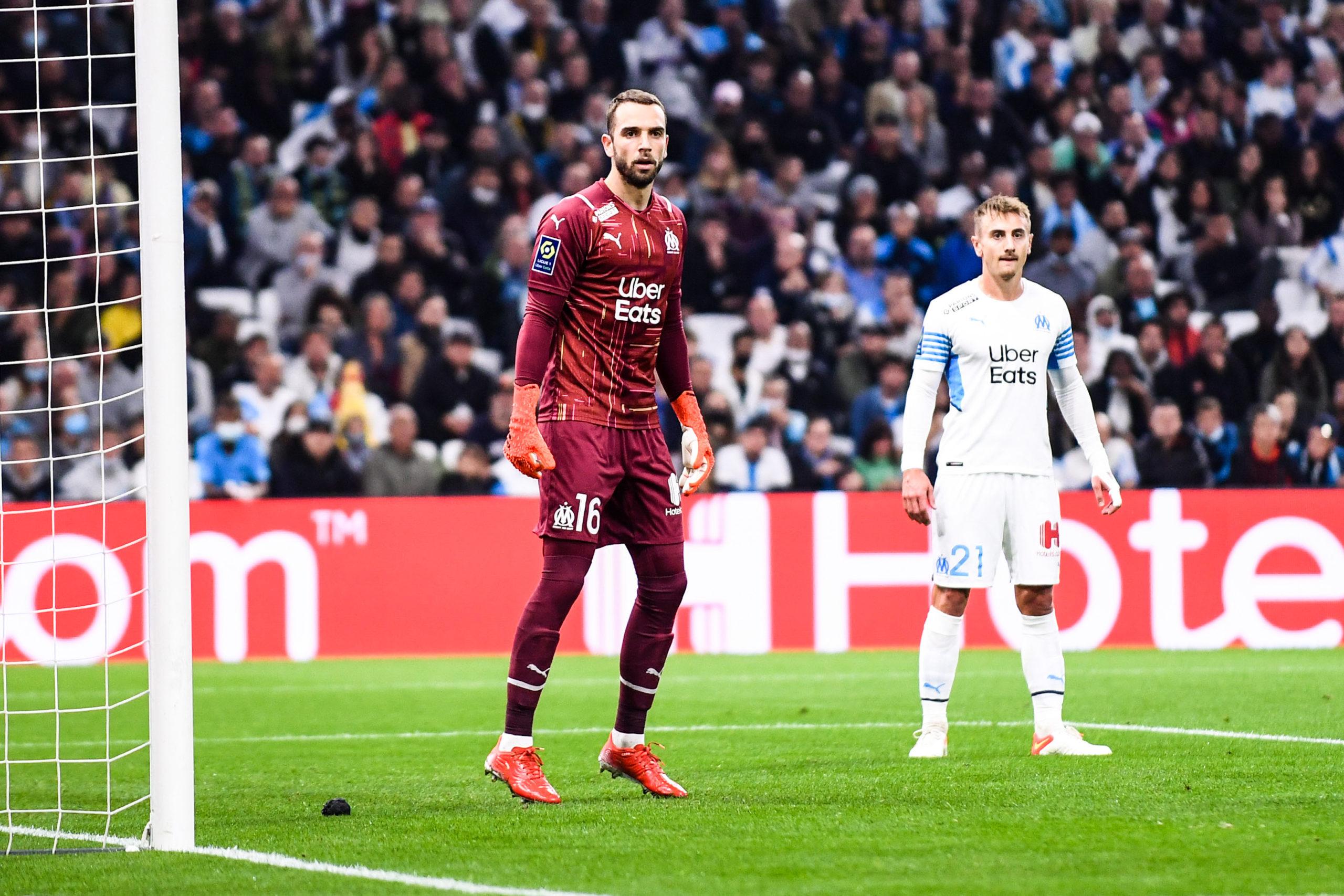 Lazio/OM (0-0) - Pau Lopez se confie sur le match nul