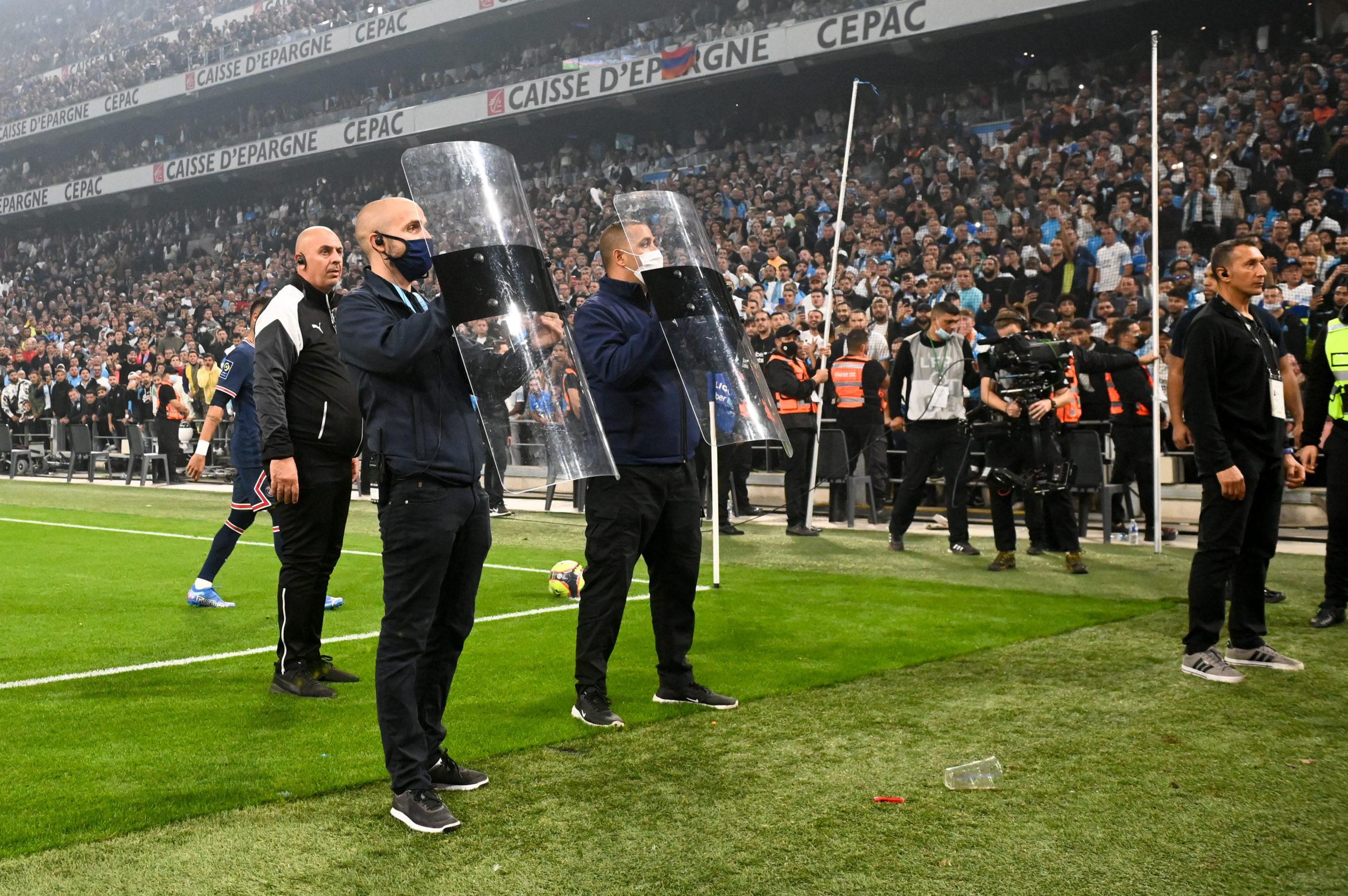OM/PSG (0-0) - Marseille sanctionné après les incidents au Vélodrome ?