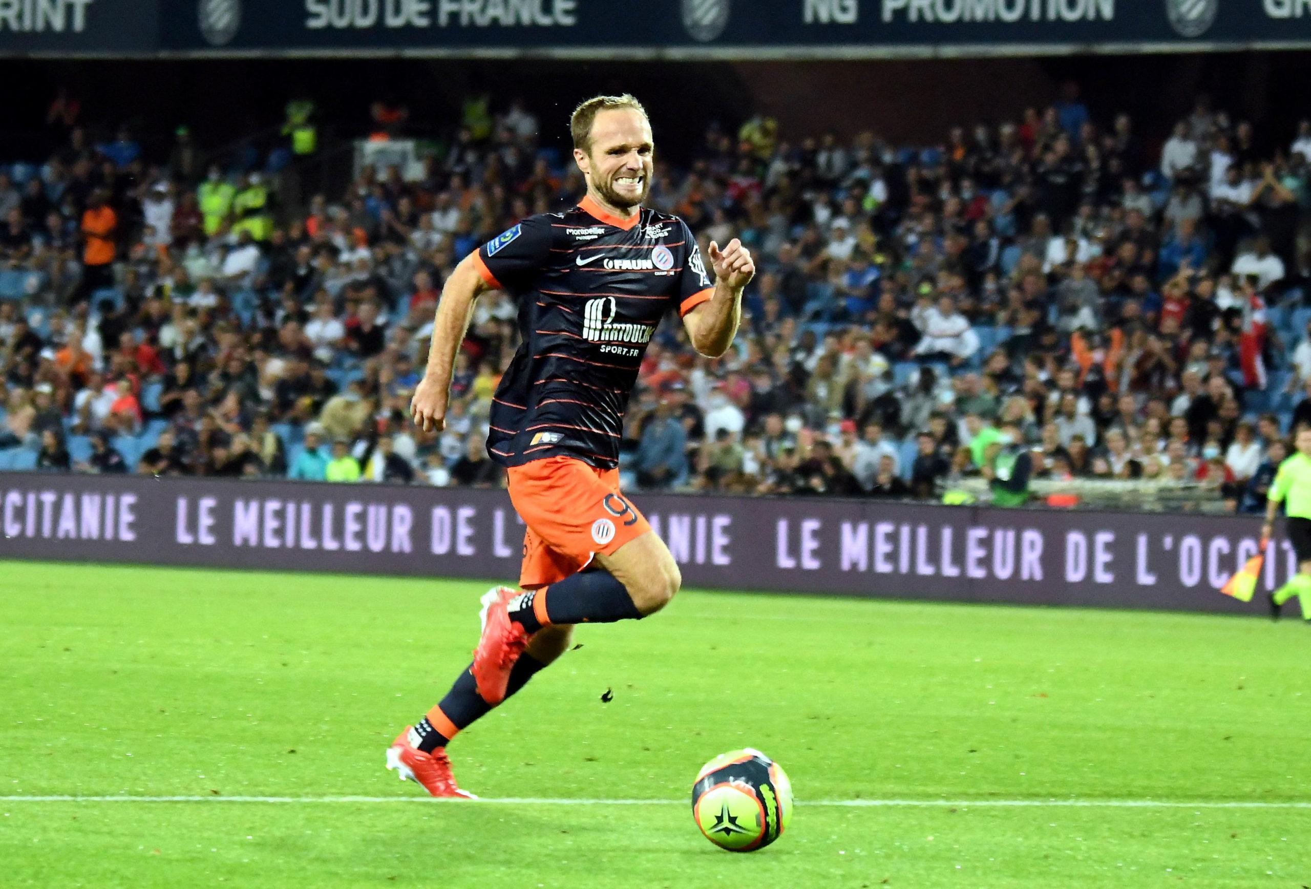 Ex-OM - Valère Germain revit à Montpellier