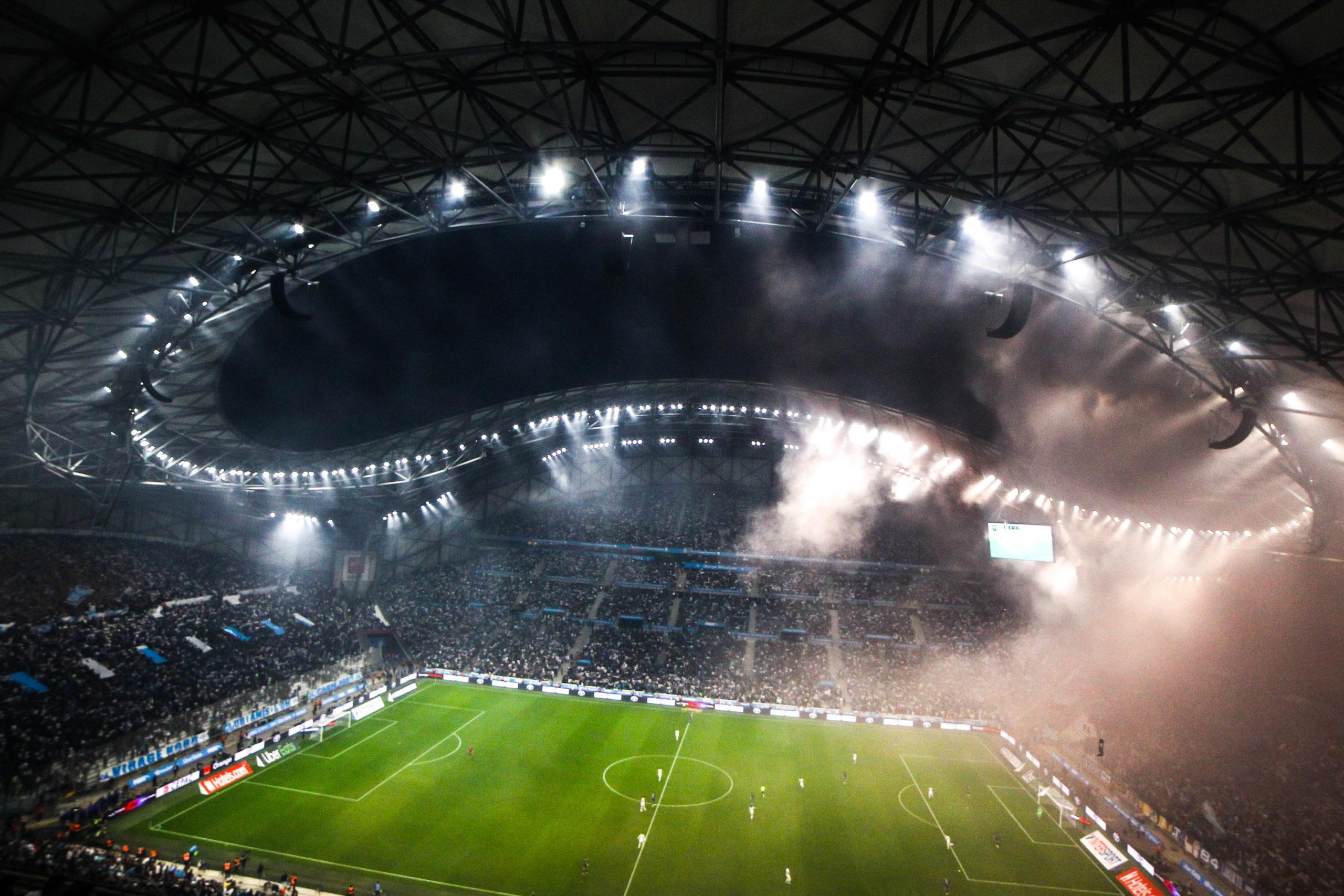 OM/PSG (0-0) - Grosses tensions aux abords du Vélodrome lors du Classico
