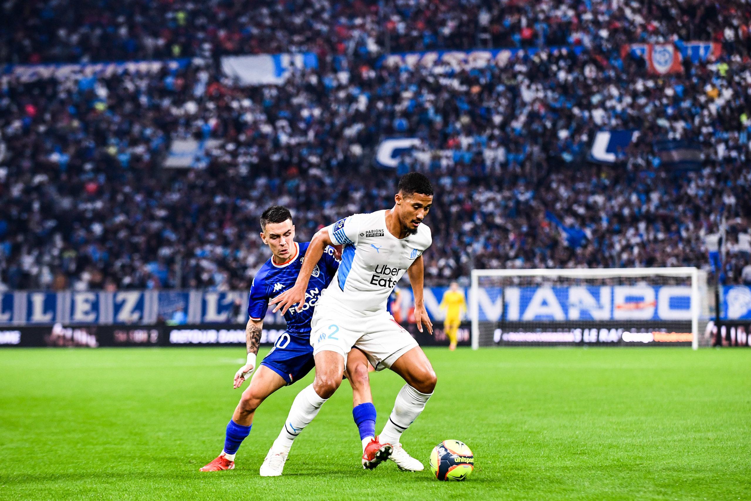 OM/Lorient (4-1) - Saliba veut enchaîner face à la Lazio et le PSG