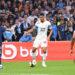 OM/PSG (0-0) Mamadou Niang félicite Saliba pour son match